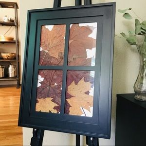 LP Framed Maple Leaves